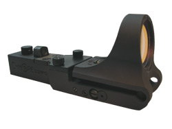 ASRS - SlideRide Red Dot Sight, Aluminum Body, Standard Switch