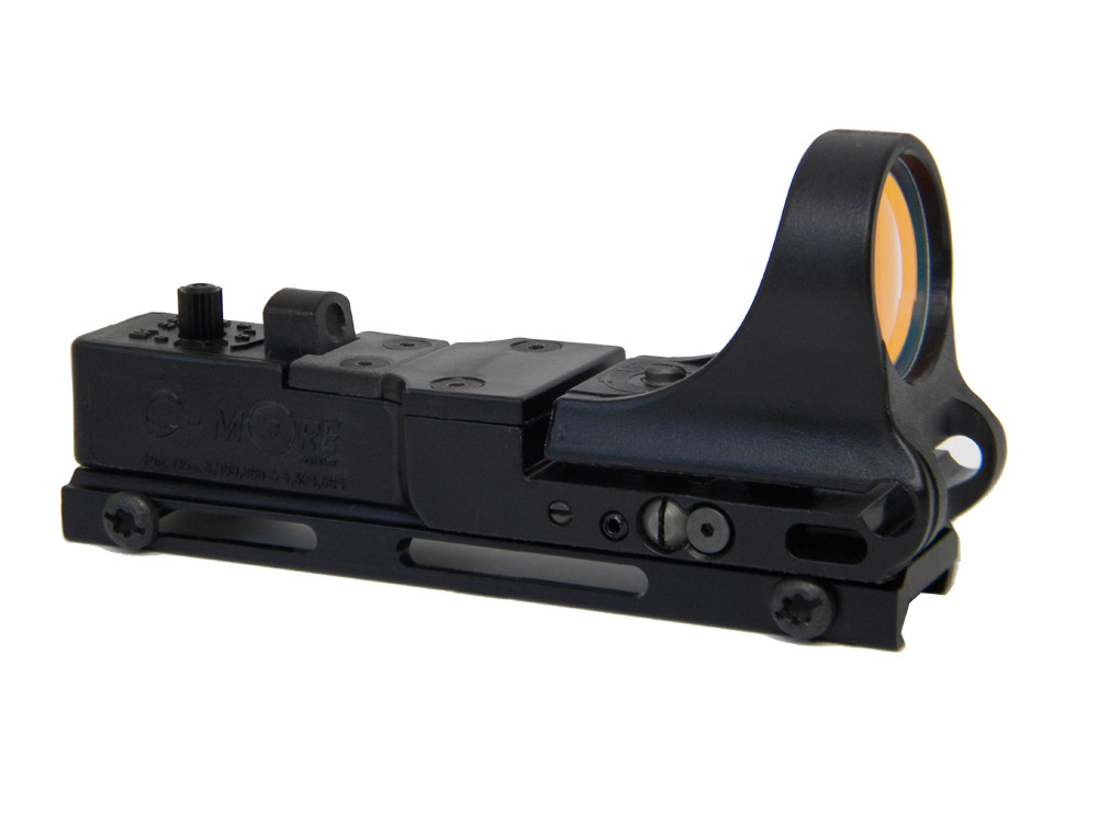 RW - Railway Red Dot Sight, Polymer Body, Standard Switch